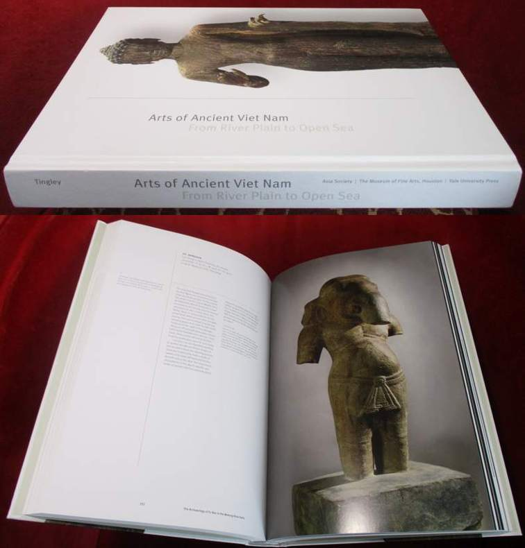 Arts of ancient Viet Nam/Vietnam from river plain to open sea. With essays by Andreas Reinecke, Pierre-Yves Manguin, Kerry Nguyen-Long, and Nguyen Dinh Chien.