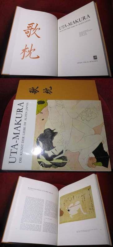 Uta-makura: die Kunst der Liebe im alten Japan .
