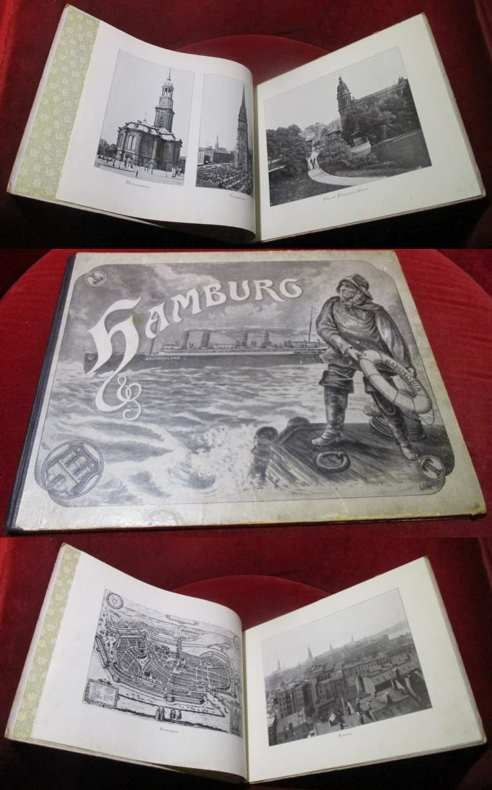 Hamburg. Fotoalbum