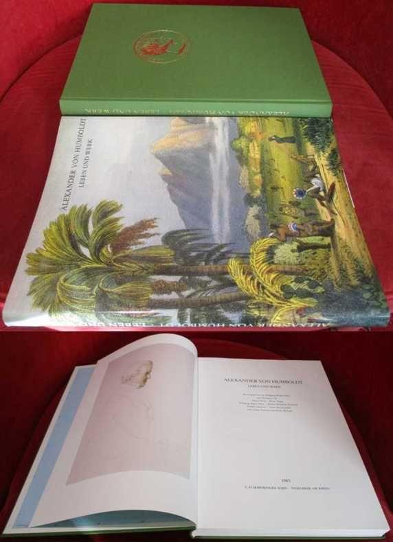 Herausgegeben von Wolfgang Hagen Hein, Vorwort Pierre Bertaux Alexander Humboldt. Leben und Werk.