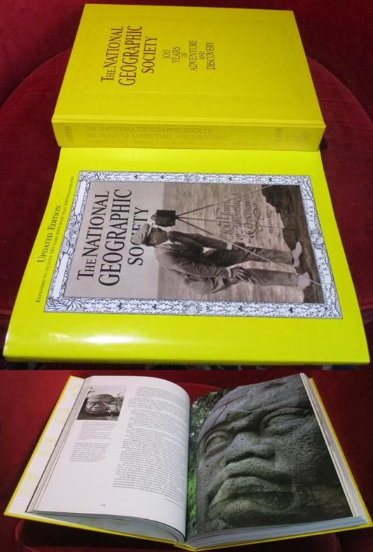 The National Geographic Society. 100 years of adventure and discovery.