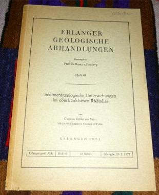 Sedimentologische Untersuchungen im oberfränkischen Rhätolias