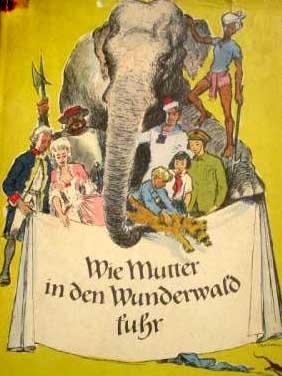 div.: Wie Mutter in den Wunderwald fuhr und andere Erzählungen Eine Sammlung von Geschichten verschiedener Schriftsteller