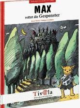 Julius Vogel und Barbara Landbeck: Max rettet die Gespenster Bilder Buch Geschichten