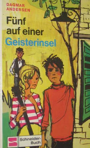 Dagmar Andersen: Fünf auf einer Geisterinsel