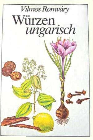 Würzen ungarisch Zweite Auflage
