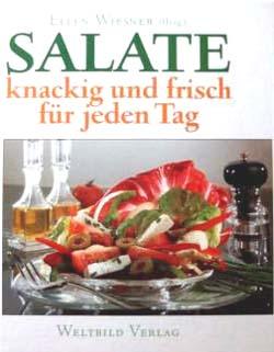 Salate knackig und frisch für jeden Tag
