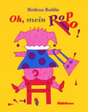 Oh, mein Popo! Middelhauve-Bilderbuch