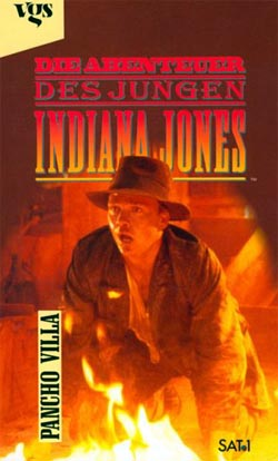 Die Abenteuer des jungen Indiana Jones -  Pancho Villa , Mexiko 1916 Lizenzausgabe