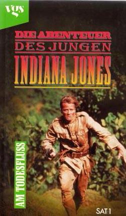 Die Abenteuer des jungen Indiana Jones - Am Todesfluß , Afrika 1916/1917 Lizenzausgabe