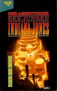 Die Abenteuer des jungen Indiana Jones -   Fluch der Mumie : Ägypten 1908 Lizenzausgabe