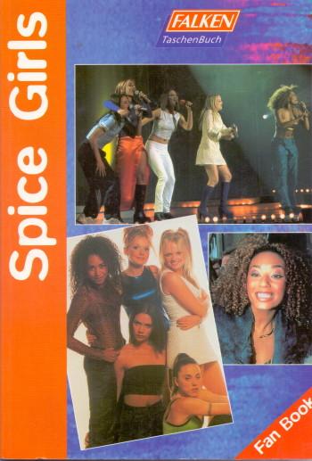 Spice Girls Fan Book